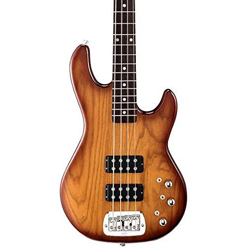 G&L Tribute L2000 Electric Bass Guitar Tobacco Sunburst Rosewood Fretboard