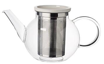 VILLEROY /& BOCH Artesano Hot Beverages Tasse mit Henkel Größe L Teetasse 0,4 L
