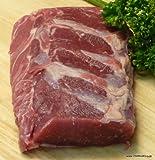 ラムステーキ用 ブロック(仔羊ロース肉かたまり/ラムショートロインアイ/ロース芯)ステーキやローストラム、ジンギスカンに 【販売元:The Meat Guy(ザ・ミートガイ)】 ランキングお取り寄せ