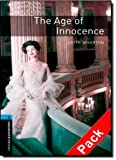 Edith Wharton Oxford Bookworms Library: Stage 5: The Age of Innocence Audio CD Pack: 1800 Headwords (Oxford Bookworms ELT)