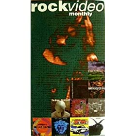 Rock Video Monthly: Heavy Metal Releases January 1995 by