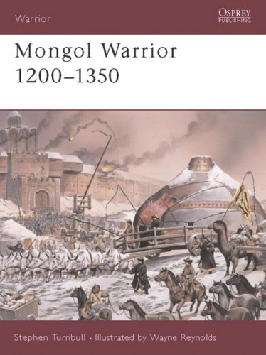 Mongol Warrior 1200-1350
