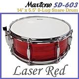 Maxtone/マックストーン SD-603/Laser Red スネア ランキングお取り寄せ