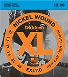 D'Addario EXL110 Satz Nickelsaiten f�...