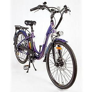 Hilltecks - hc-36v plus - Vélo assistance électrique 36v