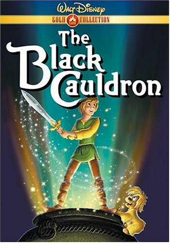 Black Cauldron [DVD] [1985] [Region 1] [US Import] [NTSC]
