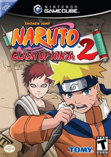 Naruto Clash of Ninja 2 - Gamecube (Naruto Games For Gamecube compare prices)