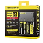 Nitecore i4 Intellicharge Ladeger�t f...