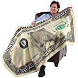 Million Dollar Blanket: Gives New Meaning to Financial Security!