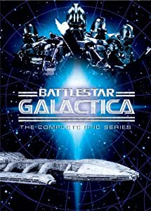 Battlestar Galactica: The Complete Epic Series [DVD]
