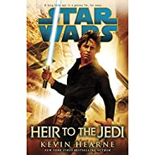 Heir to the Jedi: Star Wars Audiobook by Kevin Hearne Narrated by Marc Thompson