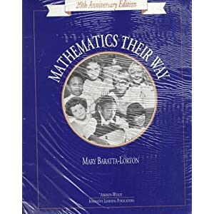 Mathematics Their Way, Spiral-bound Teacher guide plus Blackline Masters