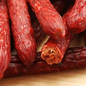 2lbs Hot Hunters Sausage by Blue Ox Jerky