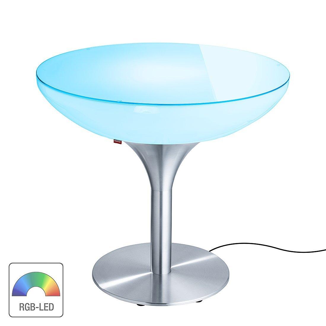 Couchtisch Lounge Größe: 75 cm H x 84 cm Ø günstig online kaufen
