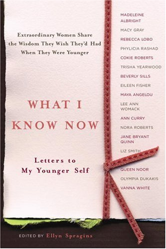 Image for What I Know Now: Letters to My Younger Self