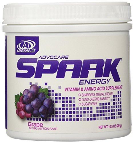 Advocare Spark Grape Canister (Grape, Canister) (Grape Spark Advocare compare prices)