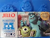 Jell-O Jigglers Monsters University Jell-O Mold