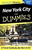 New York City For Dummies (Dummies Travel) (0764554514) by Murphy, Bruce