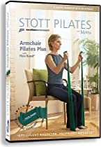 STOTT PILATES Armchair Pilates Plus with Regular-Strength Flex-Band included (Green)