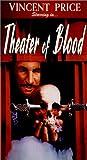 echange, troc Theatre of Blood [VHS] [Import USA]
