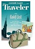 Condé Nast Traveler All Access + Free Weekender Bag & Digital Hot List