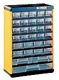 Ironside Klarsicht-Magazin 31Laden 300x135x478mm PVC