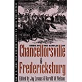 Guide to the Battles of Chancellorsville and Fredericksburg ~ Jay Luvaas