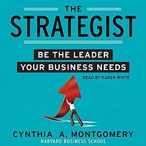 The Strategist Audiobook