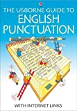 English Punctuation (Usborne better English) (0746058322) by Irving, Nicole