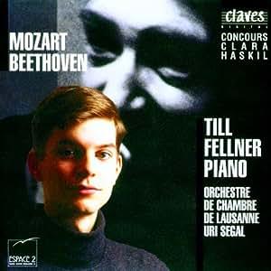Mozart : Rondo No3, Concertos for piano No22