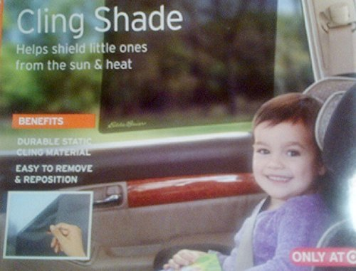 Eddie Bauer First Adventure Cling Shade - 1