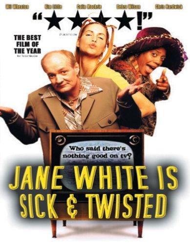 Скачать фильм Джейн Уайт, у которой не все дома /Jane White Is Sick & Twisted/