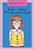 Junie B. Joness Fifth Boxed Set Ever! (Books 17-20)