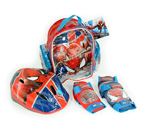 Spiderman - Set De Protections Pour Velo