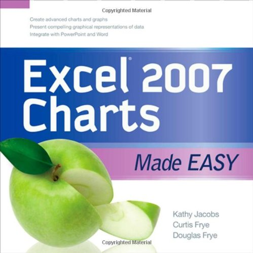 how to make easy chart exel