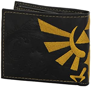 Portefeuille 'The Legend of Zelda' - Zelda bird logo + Bifold Wallet