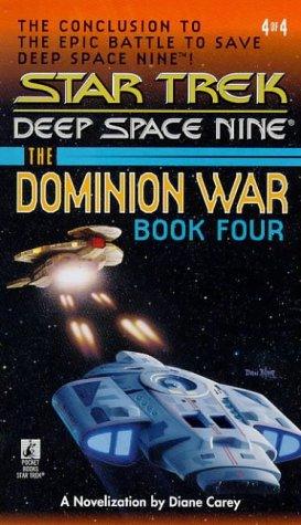 Dominion War : Sacrifice of Angels, DIANE CAREY