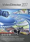 Software - VideoDirector 2017 - Videos bearbeiten, schneiden, optimieren für beeindruckende Videos