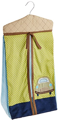 Sumersault Diaper Stacker, Classic Cars (Classic Car Furniture compare prices)