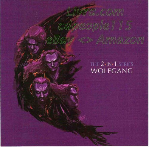 Wolfgang - Wolfgang - 2in1 Series - Semenelin & Serve in Silence - Philippine Music CD - Zortam Music