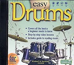 Easy Drums (Jewel case)