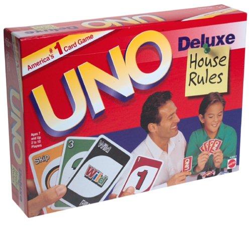 Imagen de UNO Deluxe Edition Juego de tarjeta