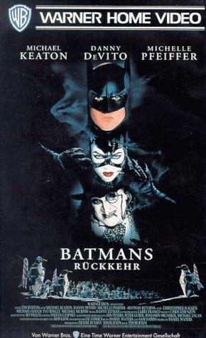 Batmans Rückkehr [VHS]