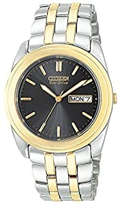 Citizen Men's BM8224-51E Eco-Drive Two-Tone Stainless Steel Watch