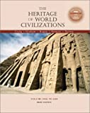 The Heritage of World Civilizations: Volume One to 1650 (0130340626) by Albert M. Craig