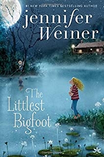 Book Cover: Littlest bigfoot