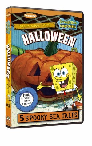 Spongebob Squarepants: Halloween [DVD] [2000]