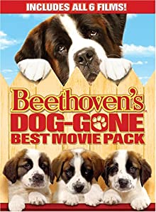 Beethovens Dog-gone Best Movie Pack from Universal Studios
