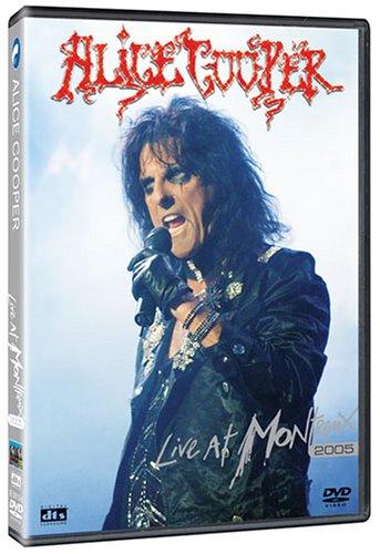 Live at Montreux 2005 artwork