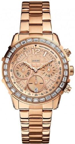 GUESS Women's U0016L5 Sport Chronograph Watch